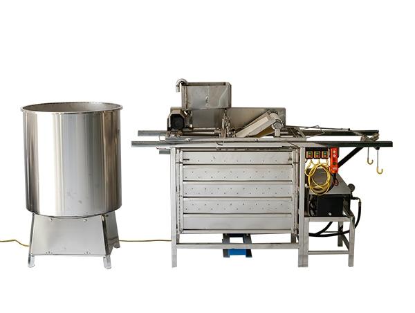 90斤深箱电动干豆腐机